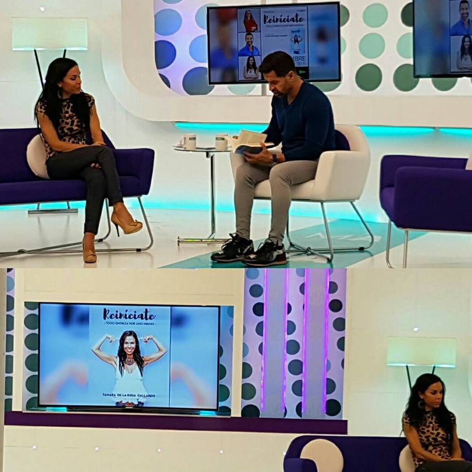 Promo Reiníciate en Mírame TV
