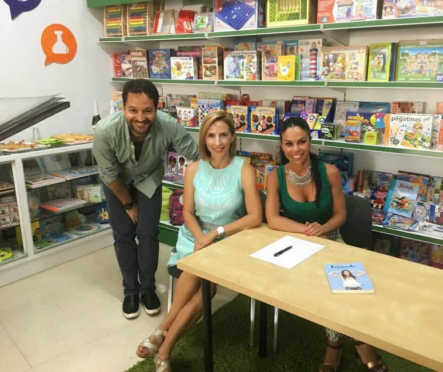 2ª Presentación de #Reiníciate en La Librería La Papelería
