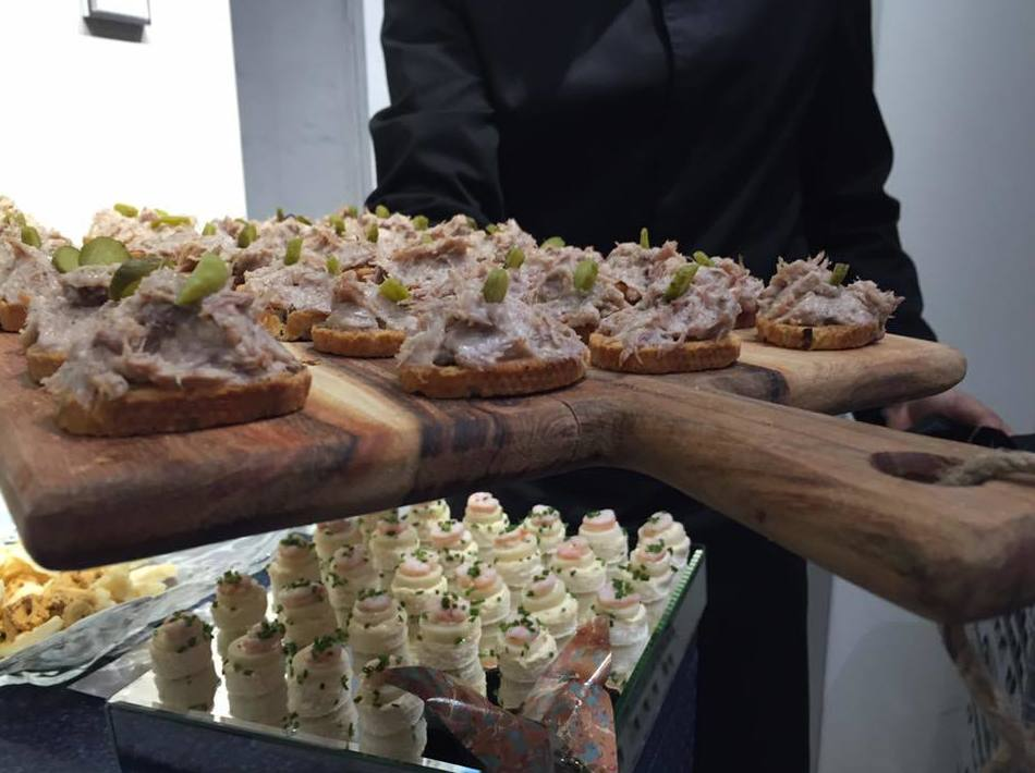 Catering para eventos en Madrid