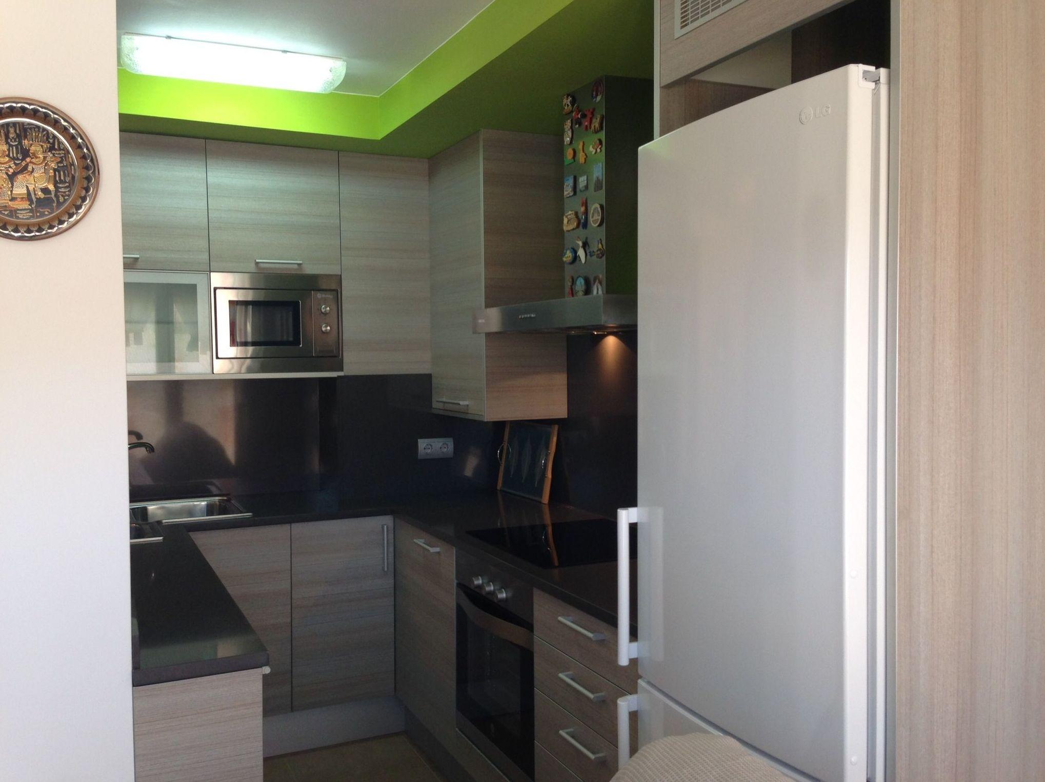 Muebles a medida para su cocina en Teruel