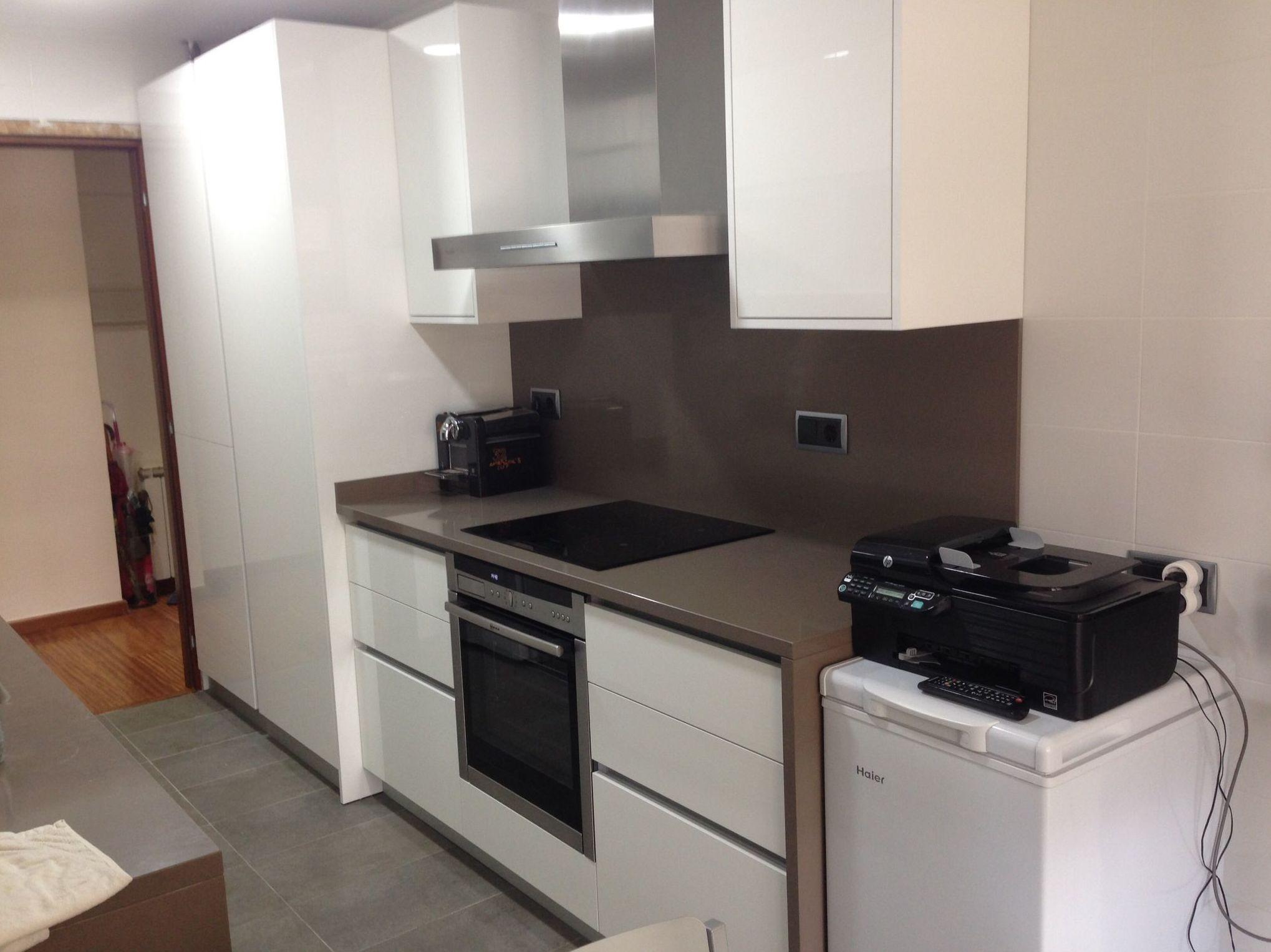 Muebles de cocina según las necesidades del cliente