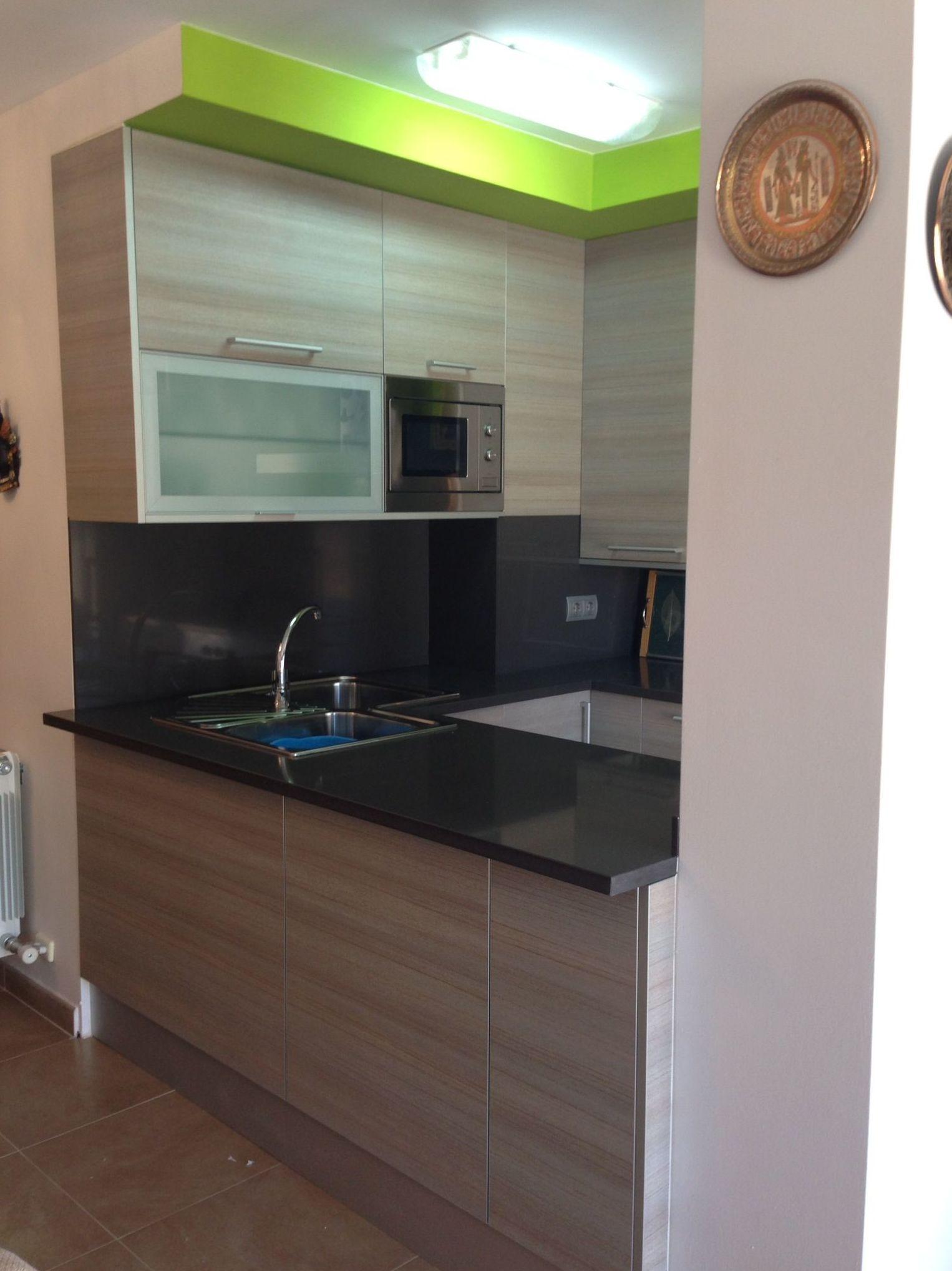 Muebles de cocina para aprovechar al máximo su espacio