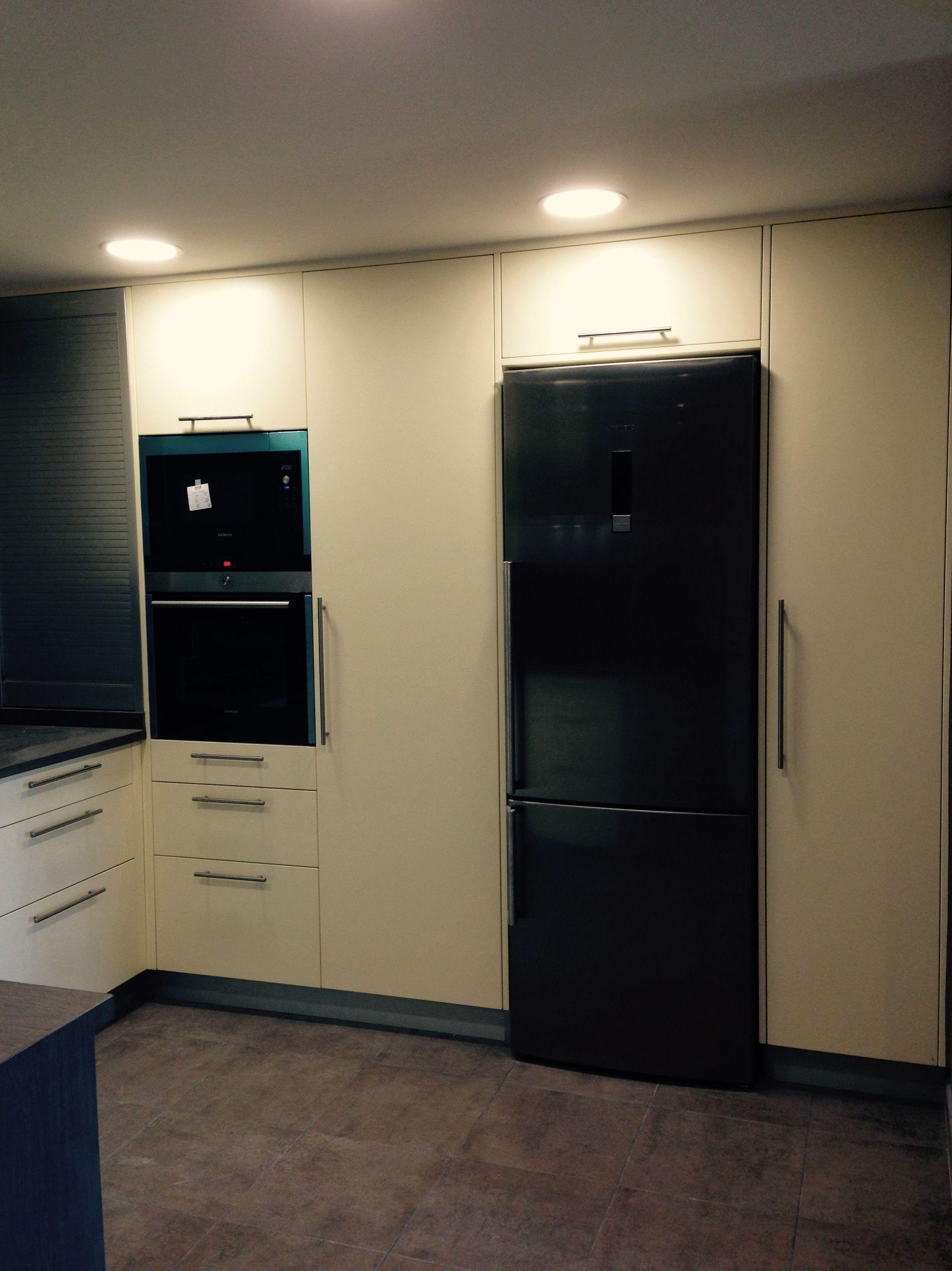 Instalación de muebles de cocina en Terurel