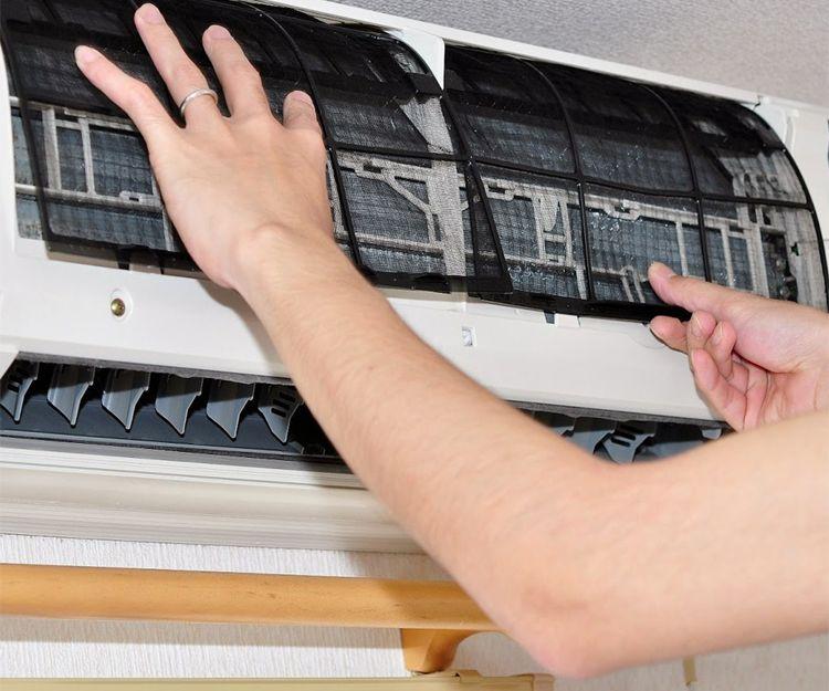 Servicios de reparación de aire acondicionado