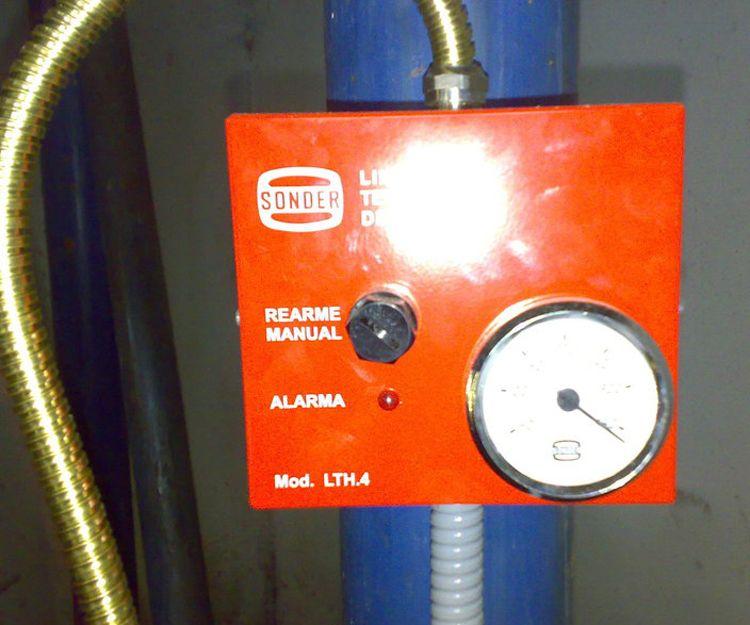Calderas y certificados de gas