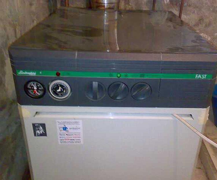 Instalaciones de calderas domésticas