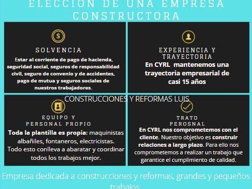 Foto 3 de Construcciones y reformas en    Construcciones y Reformas Luis