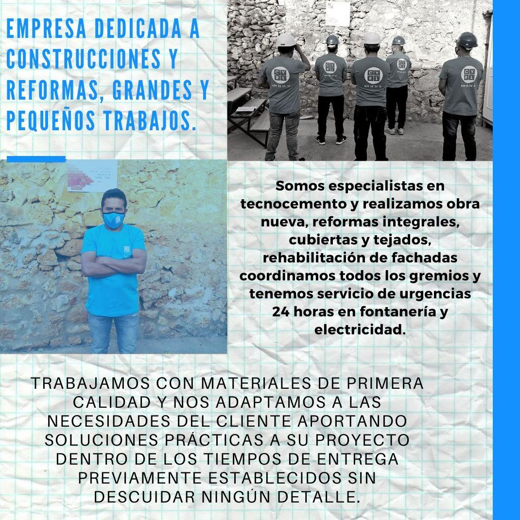 Foto 4 de Construcciones y reformas en  | Construcciones y Reformas Luis