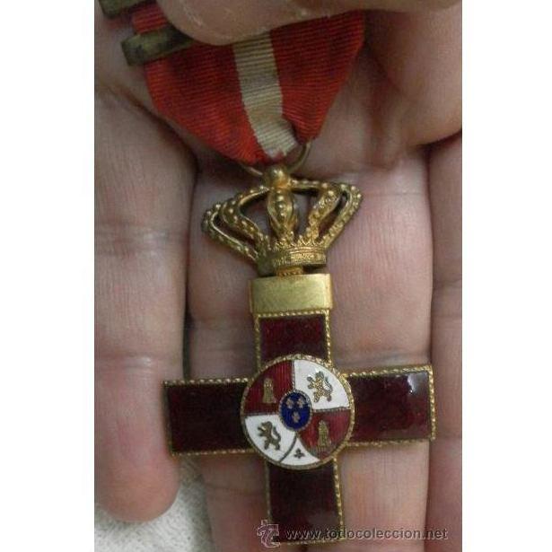 Cruz del mérito militar. Época de Alfonso XIII: Catálogo de Antiga Compra-Venta