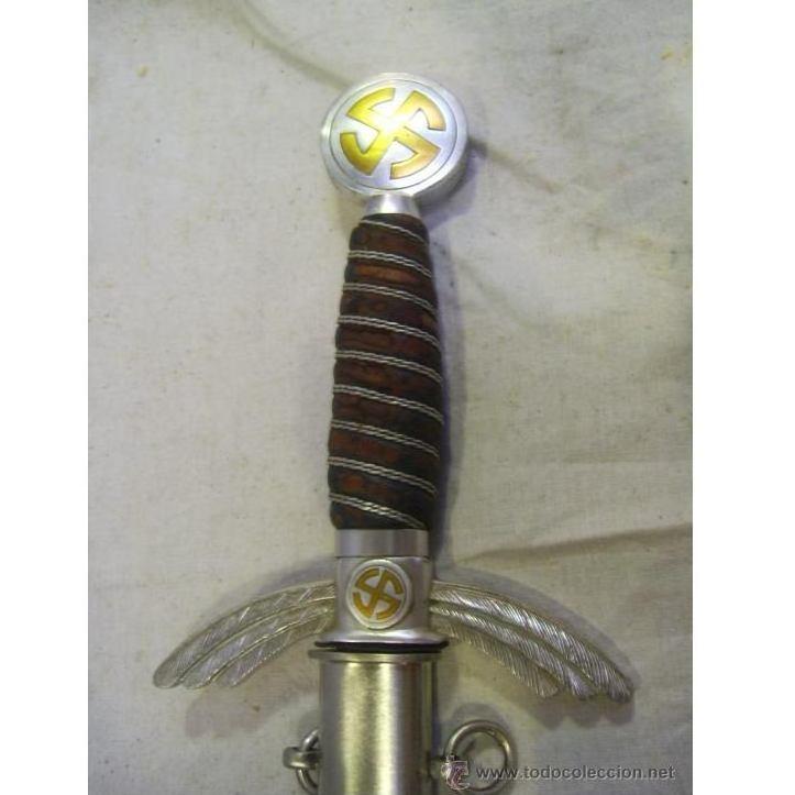 Espada Alemana de oficial de la Luftwafe: Catálogo de Antiga Compra-Venta