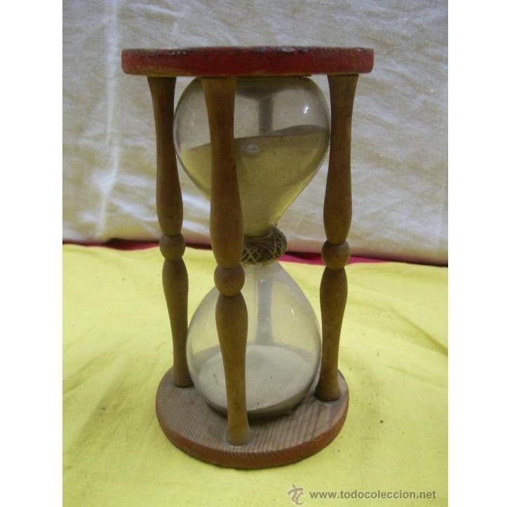 Reloj de arena. Siglo XVIII: Catálogo de Antiga Compra-Venta