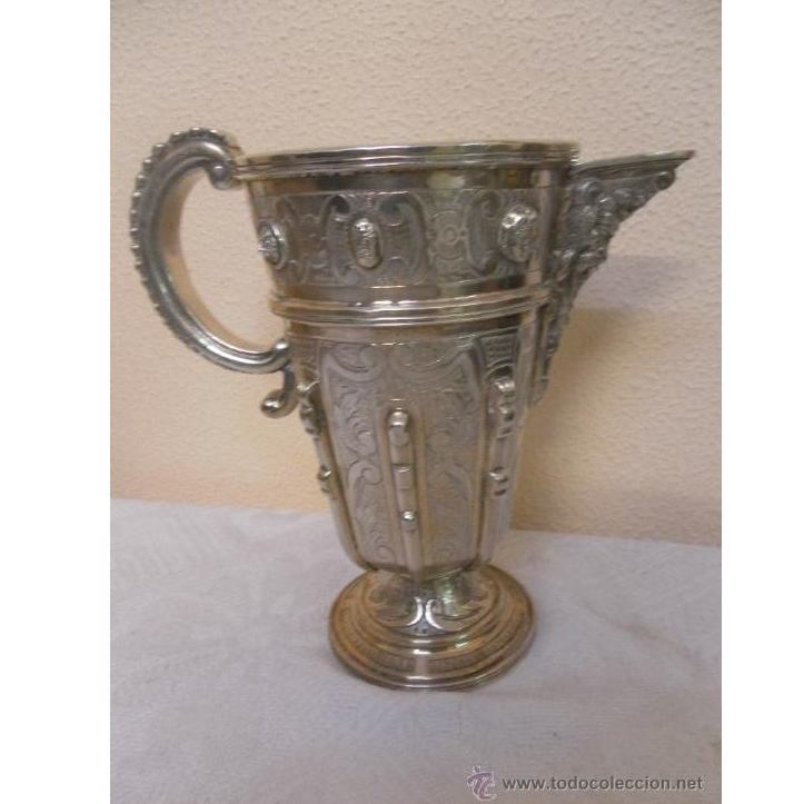 Extraordinaria y antigua jarra de pico: Catálogo de Antiga Compra-Venta