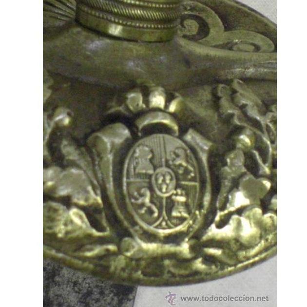 Espada española. Infantería 1875: Catálogo de Antiga Compra-Venta