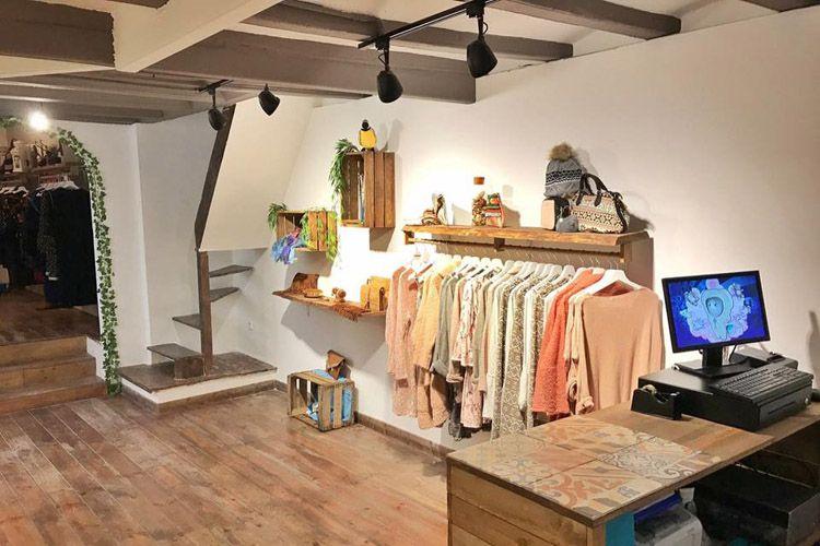 Reforma de tienda de ropa en Sabadell