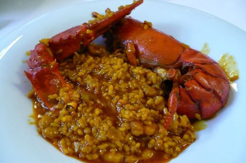 Arroces: Carta y Menús de Restaurante Les Maries