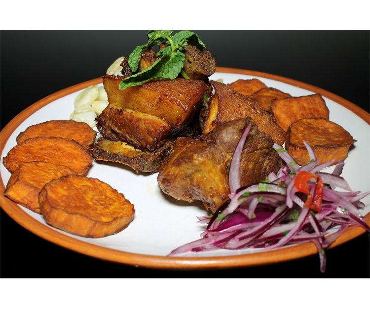Restaurante peruano con los mejores platos de Perú