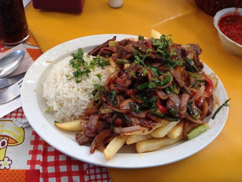 Platos típicos de la cocina peruana