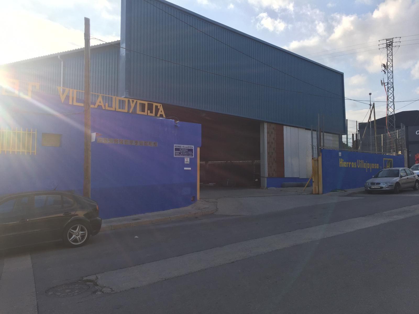 Foto 6 de Hierros (almacenes) en Villajoyosa | Hierros Villajoyosa, S.A.