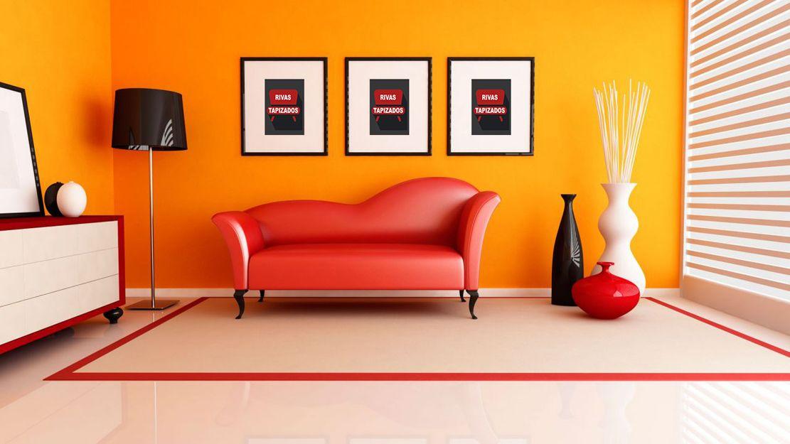 Tapizado de divanes en Madrid centro