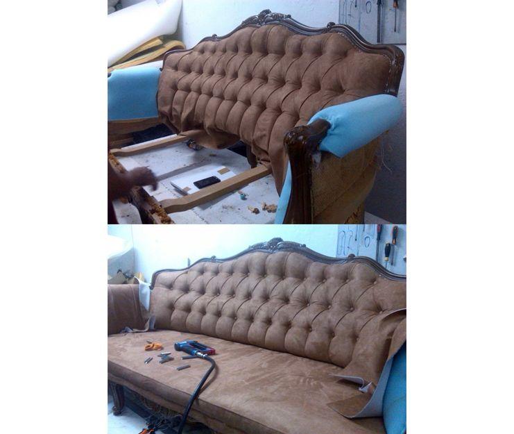Restauración de muebles en Madrid centro