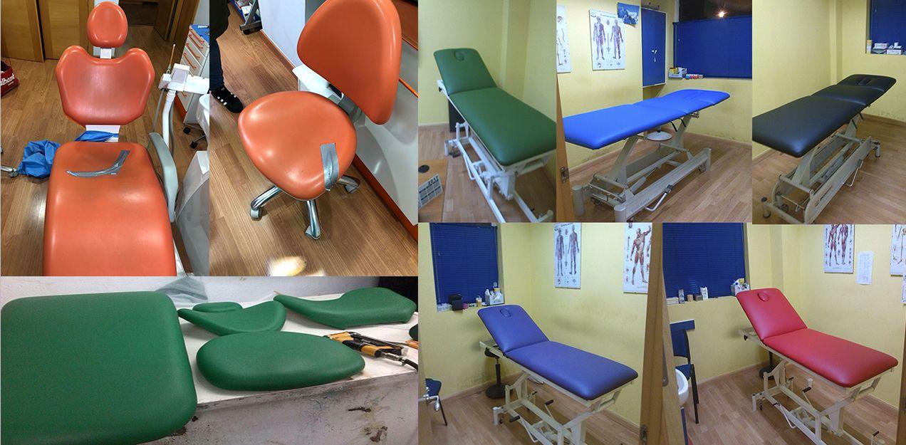 Tapizado clínico en Madrid centro