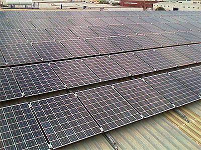 Placas solares: Catálogo de Piscinas JR - Juan Rodríguez Marchán