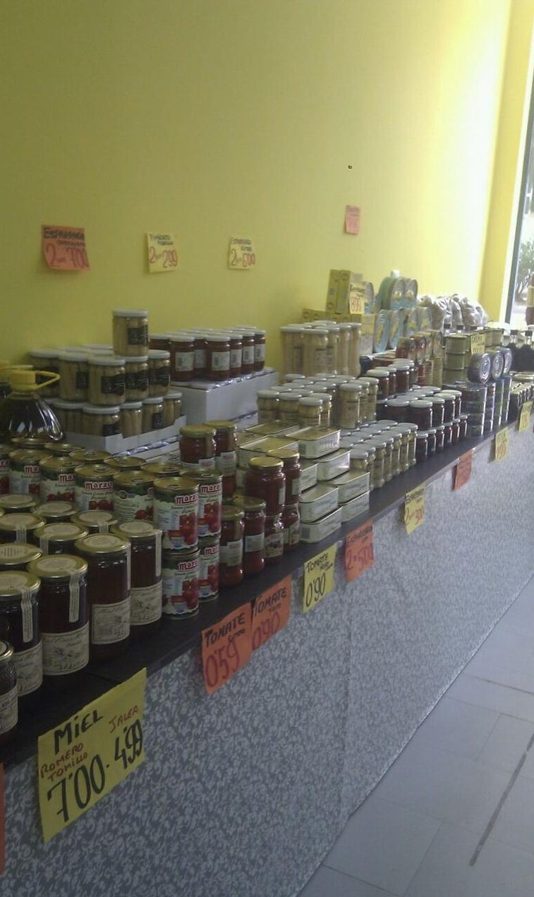 Foto 15 de Fruterías en Zaragoza | Frutas Cester