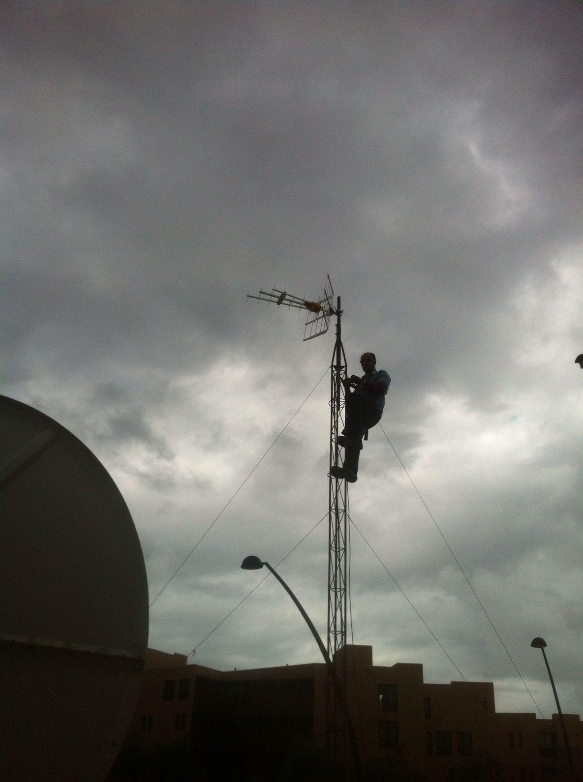 Foto 2 de Antenas en Las Galletas | Señales y Coberturas Atlántico