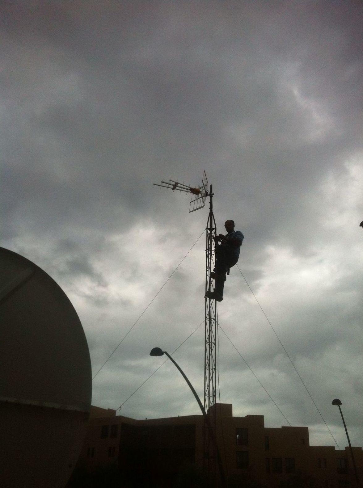 reparación de antenas Tenerife