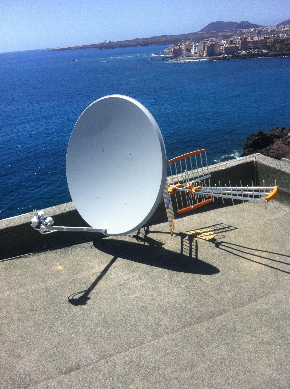 Foto 39 de Antenas en Las Galletas | Señales y Coberturas Atlántico