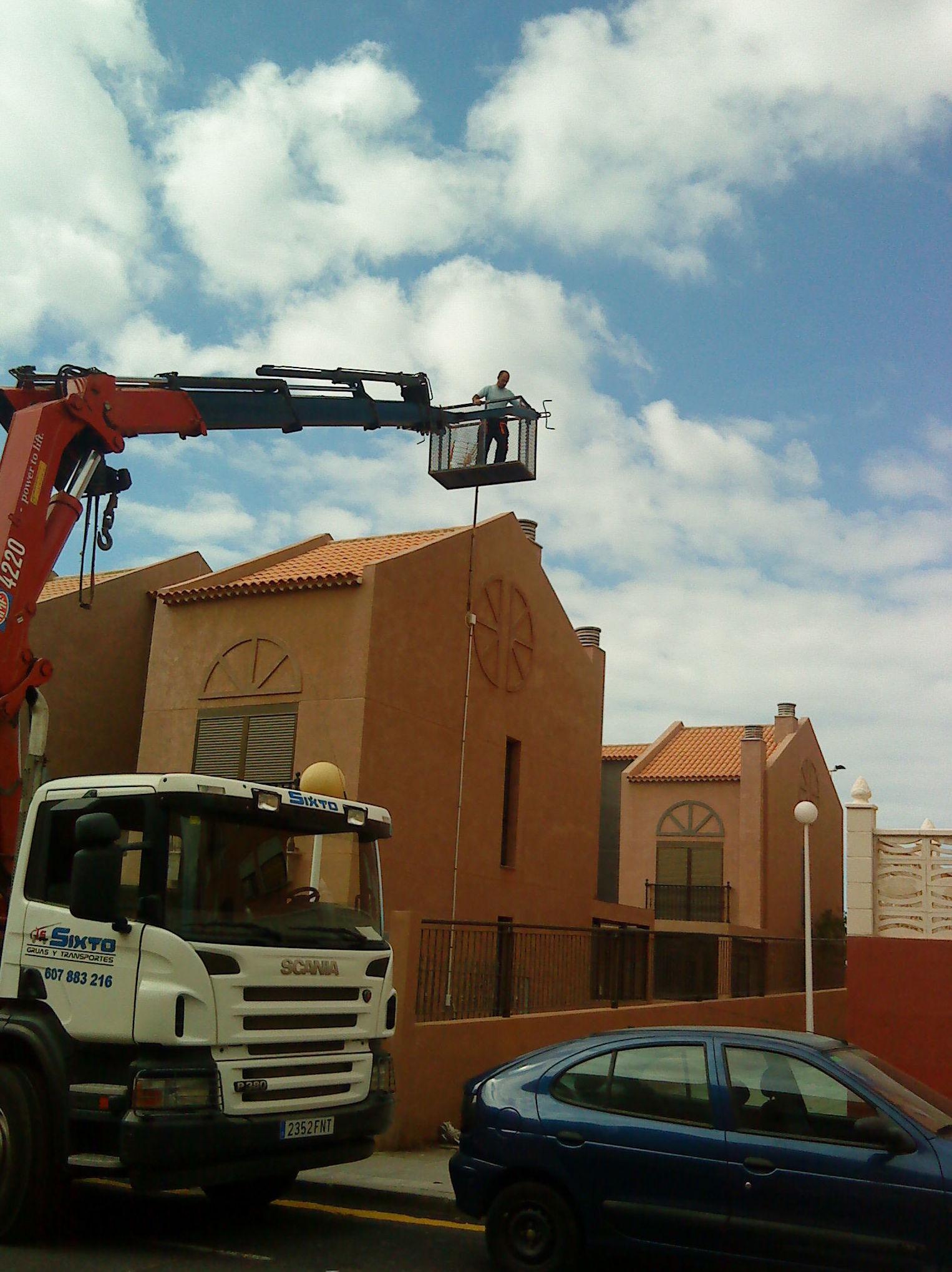 Foto 30 de Antenas en Las Galletas | Señales y Coberturas Atlántico