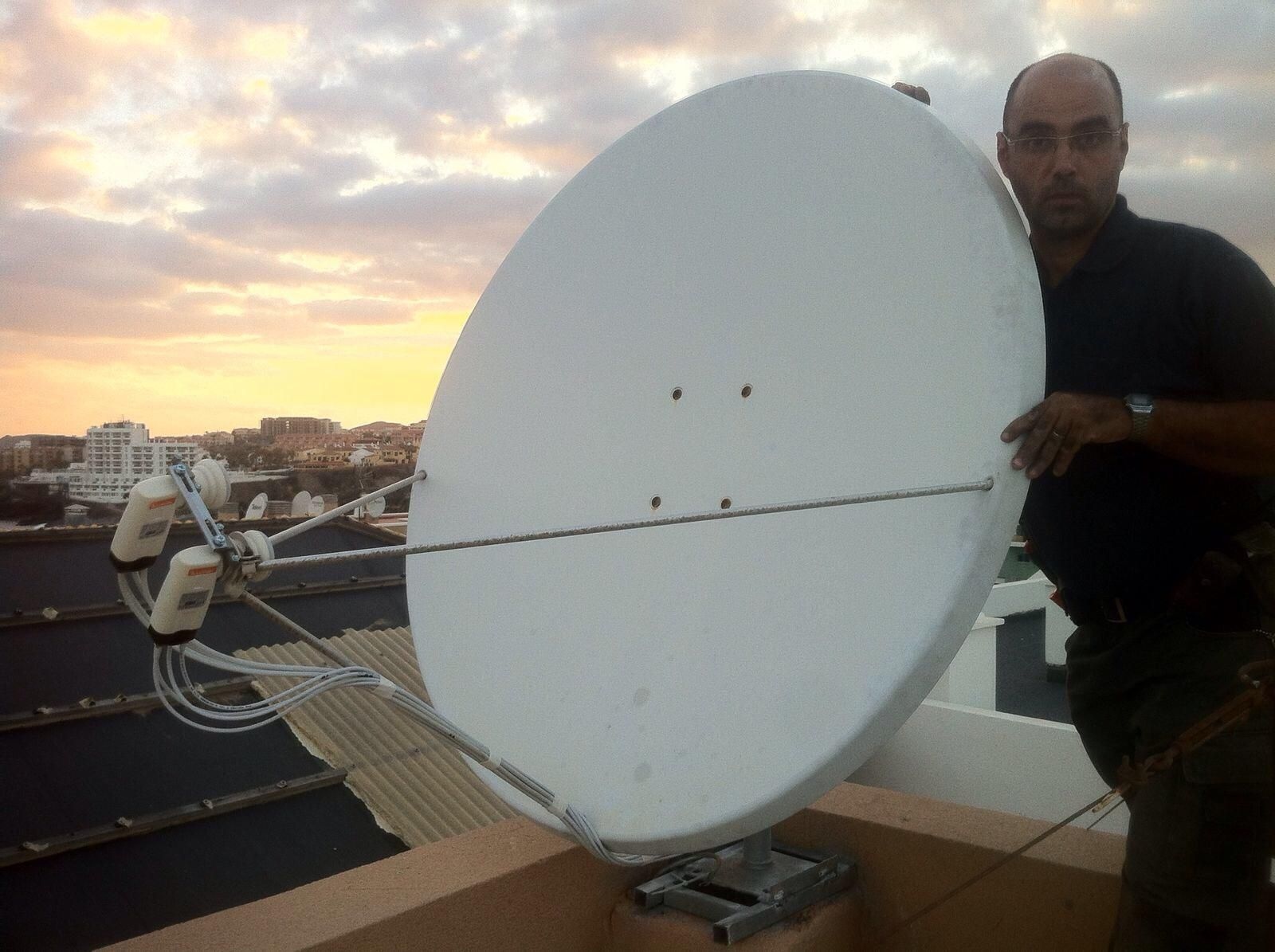 Instalador de antenas Tenerife