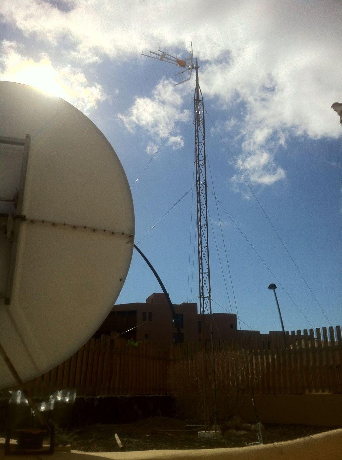 Foto 17 de Antenas en Las Galletas | Señales y Coberturas Atlántico