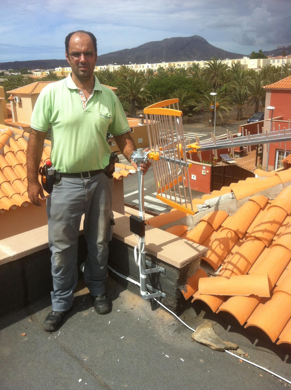 Foto 40 de Antenas en Las Galletas | Señales y Coberturas Atlántico