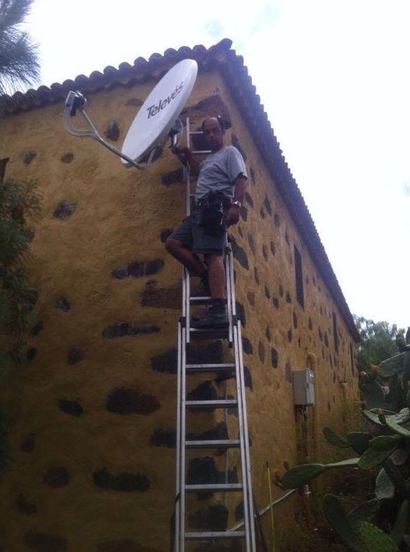 Foto 42 de Antenas en Las Galletas | Señales y Coberturas Atlántico