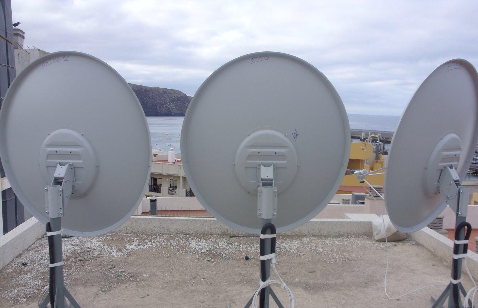 Colocación de antenas