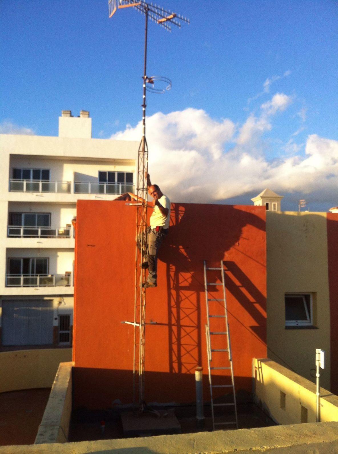 Foto 7 de Antenas en Las Galletas | Señales y Coberturas Atlántico