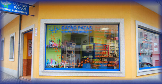 Foto 1 de Veterinarios en Narón | Catro Patas Centro Veterinario