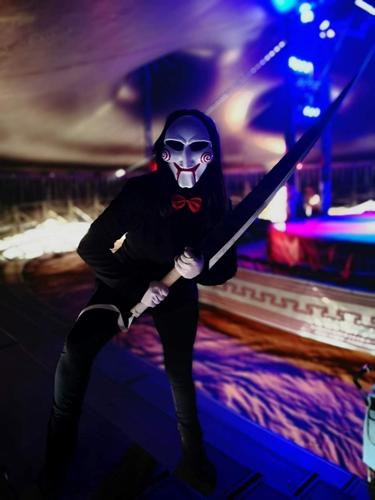 Foto 10 de Actuaciones artísticas y musicales en  | Circo Del Terror Familiar