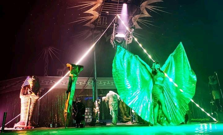 Foto 6 de Actuaciones artísticas y musicales en  | Circo Del Terror Familiar