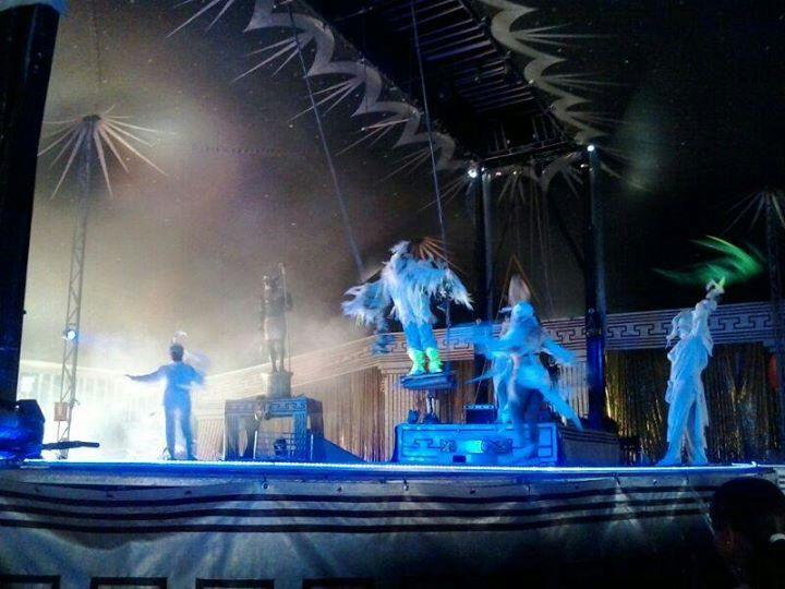 Foto 20 de Actuaciones artísticas y musicales en  | Circo Del Terror Familiar