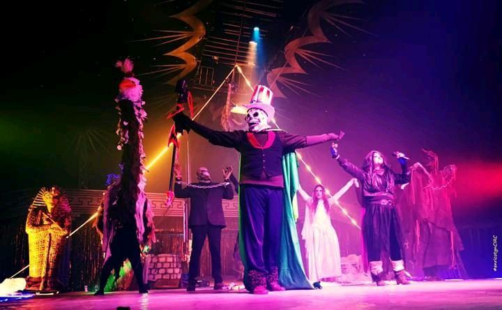 Foto 19 de Actuaciones artísticas y musicales en  | Circo Del Terror Familiar