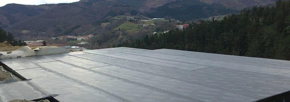 Impermeabilización de grandes superficies en Guipúzcoa