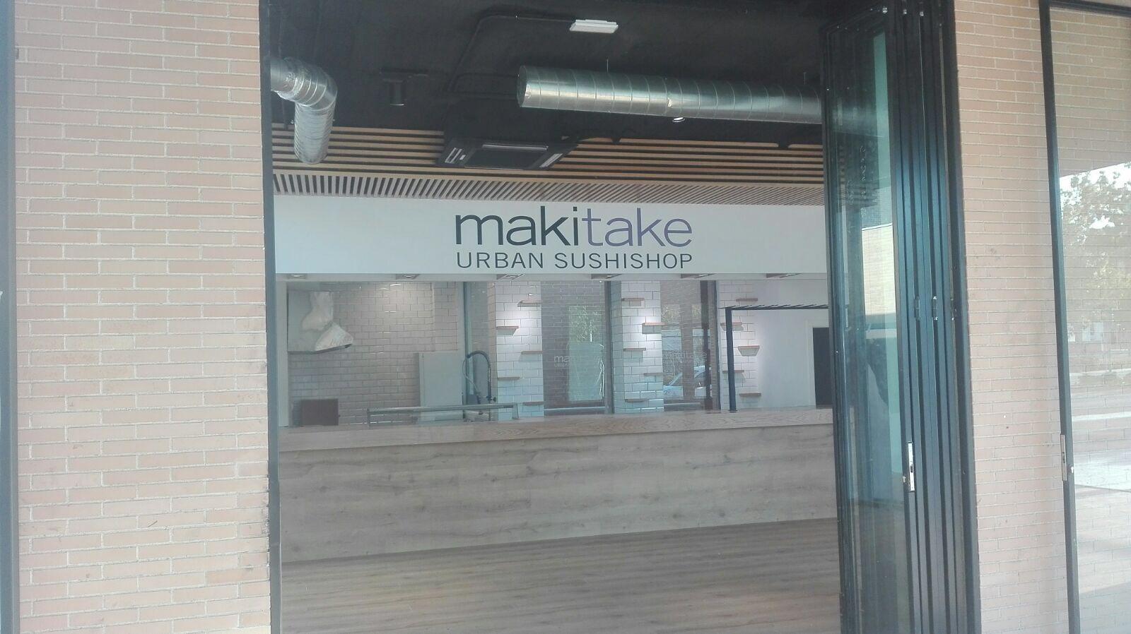 BNos hemos encargados de proyectos de obra para la franquicia Maquitake