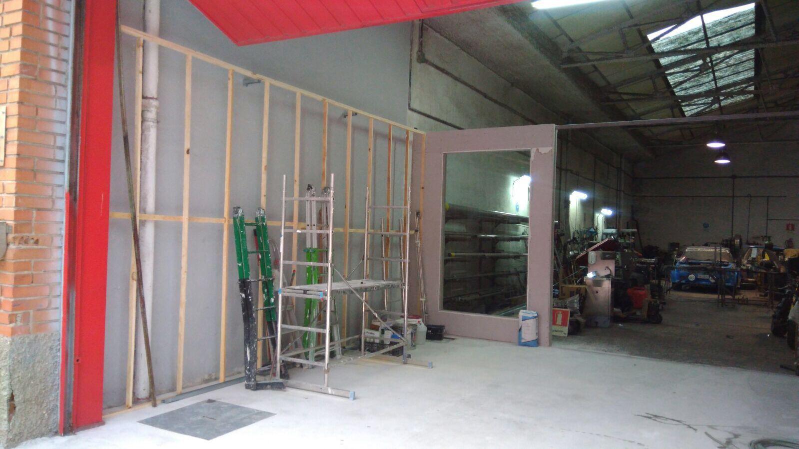 Utilizamos los mejores materiales de construcción del mercado.
