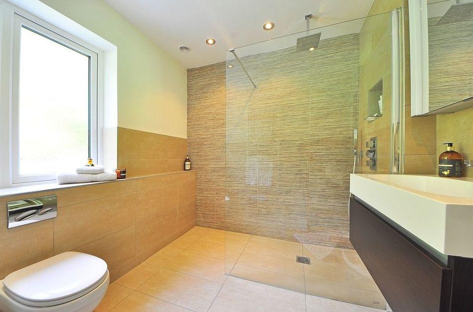 Mamparas de baño: Servicios de Cristalería Bizkor Argi