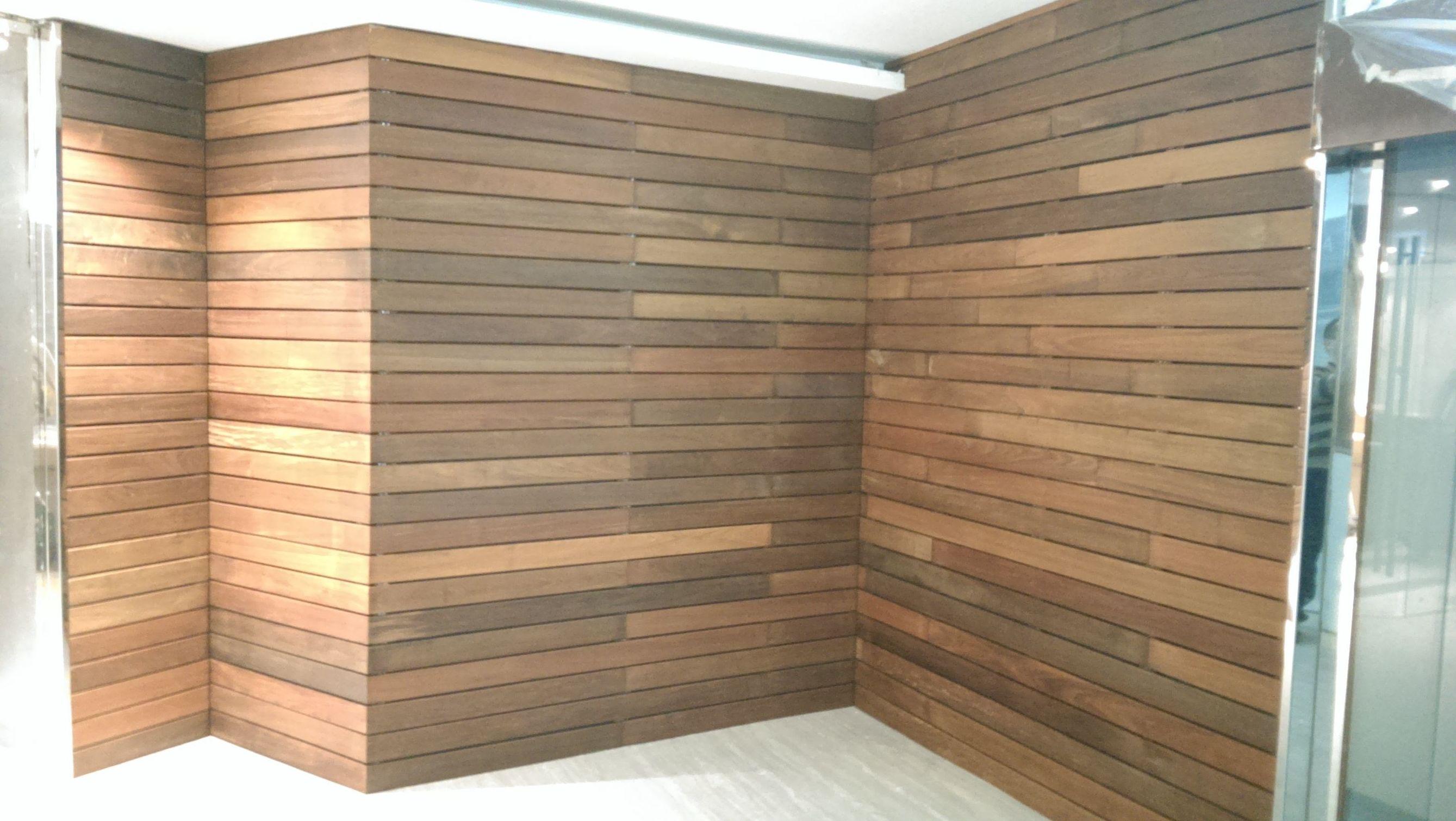 Tarimas de exterior en madera de ipe composite tecnologica - Tratamiento para madera de exterior ...