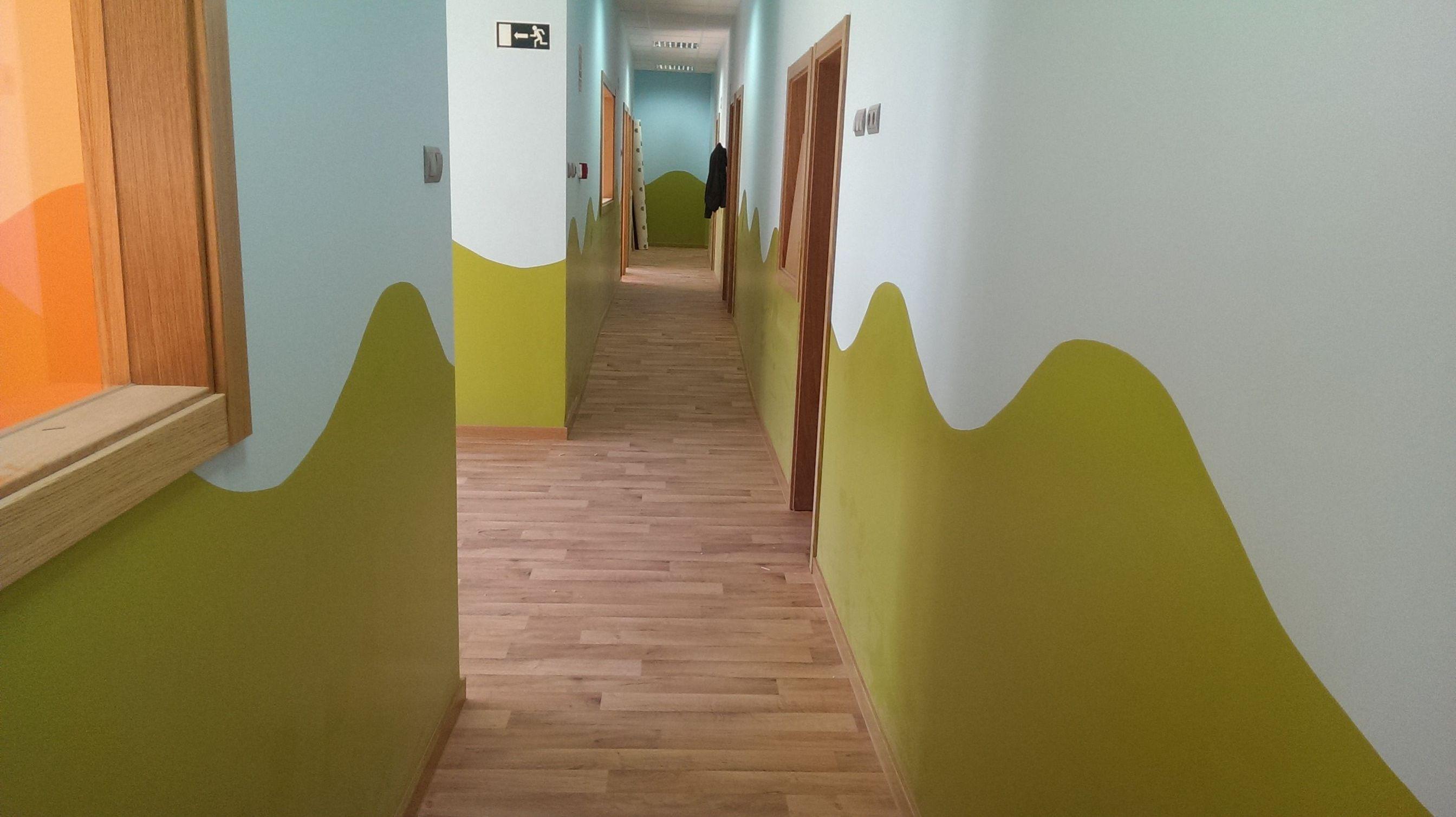 Pavimentos de PVC continuos en Getafe