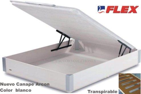 Canapé Flex  Madera  Blanco