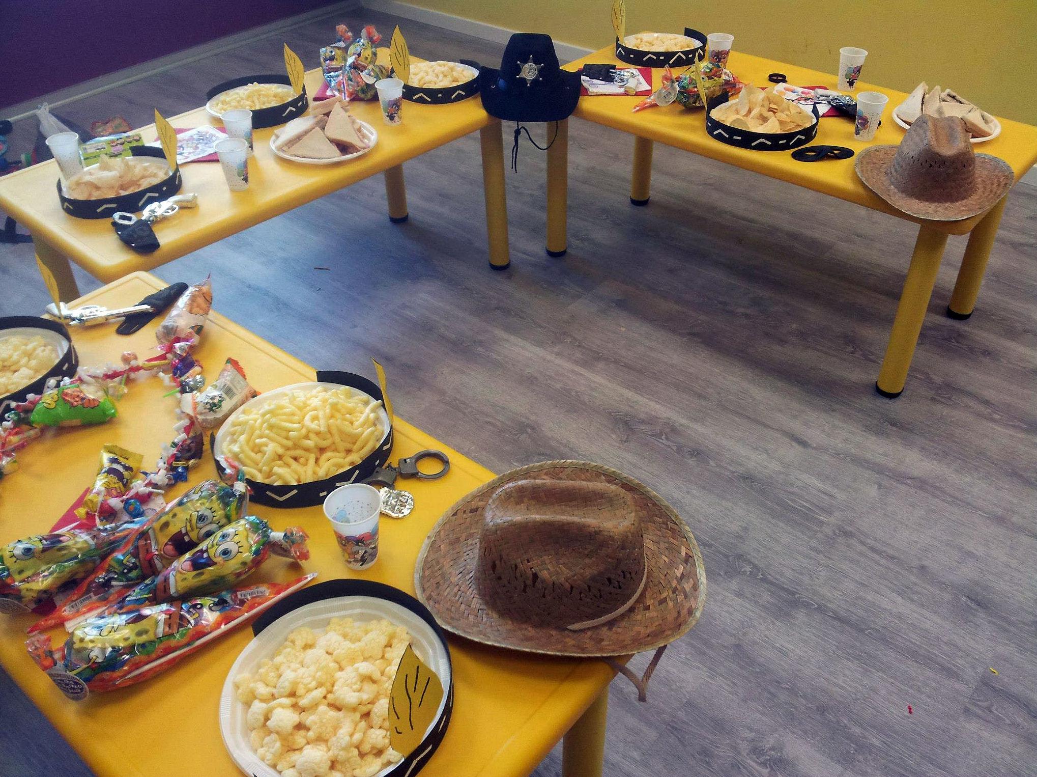 Cumpleaños infantiles temáticos en León capital